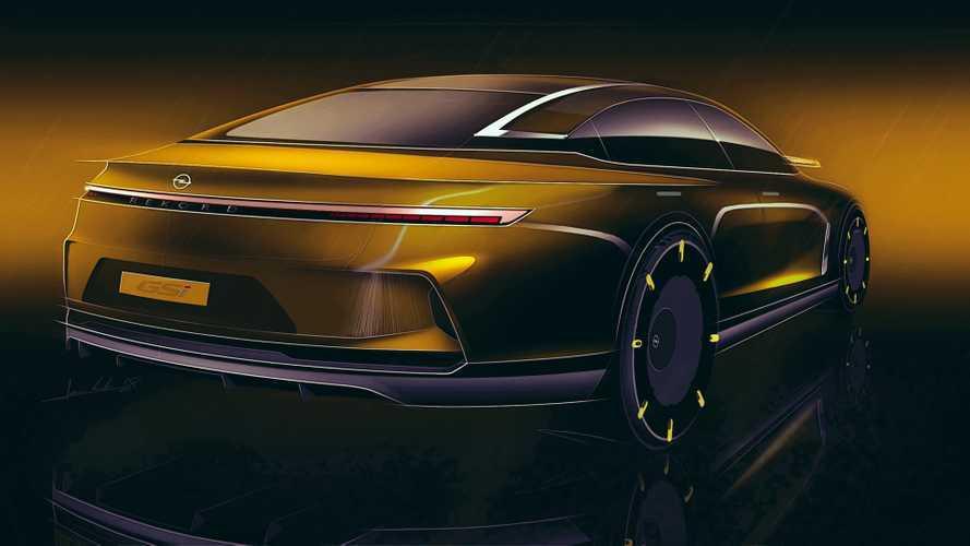 Az Insignia helyét is átvehetné a 21. századi Opel Rekord