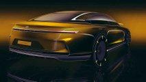 Opel Rekord Rendering