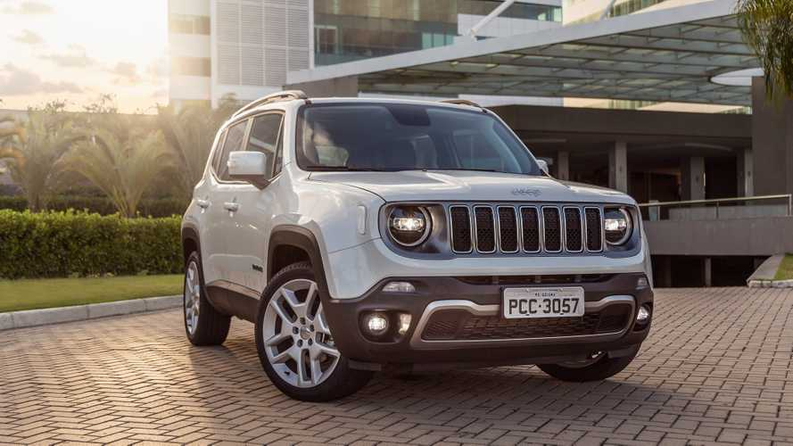 Vídeo: As mudanças do novo Jeep Renegade 2019