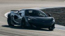 McLaren 600LT 2019 primera prueba
