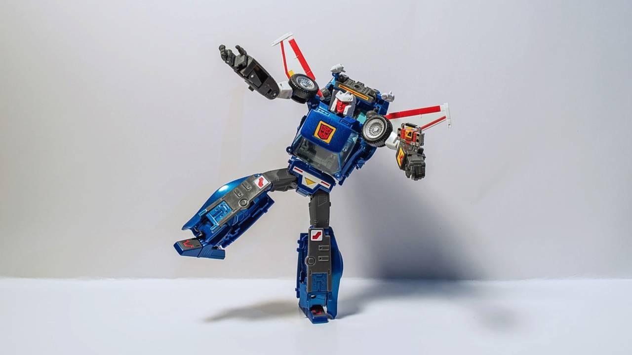 Tracks - Robot Mode