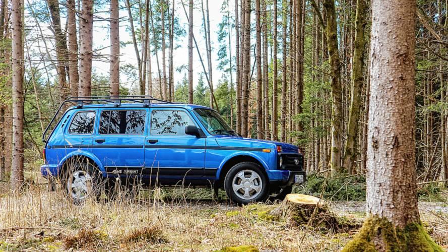 Lada 4x4 Urban Fünftürer im Test