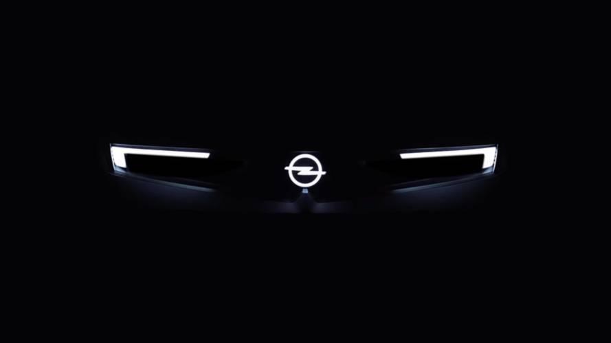 Opel GTX Experimental konseptinin ilk teaser'ı yayınlandı