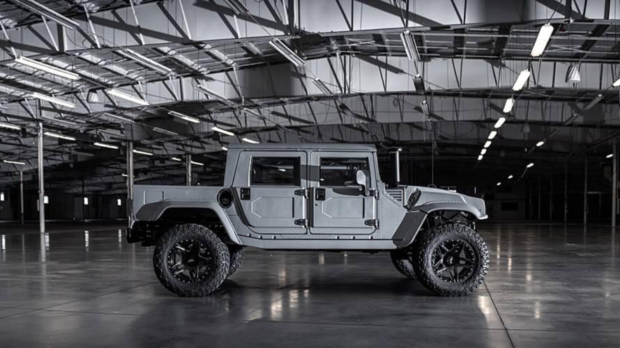 Mil-Spec Automotive Hummer M1
