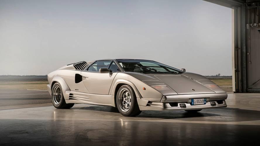 La vraie histoire derrière le nom de la Lamborghini Countach