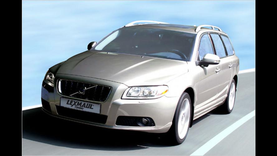 Lexmaul Volvo V70: Mehr Power für den Kombi