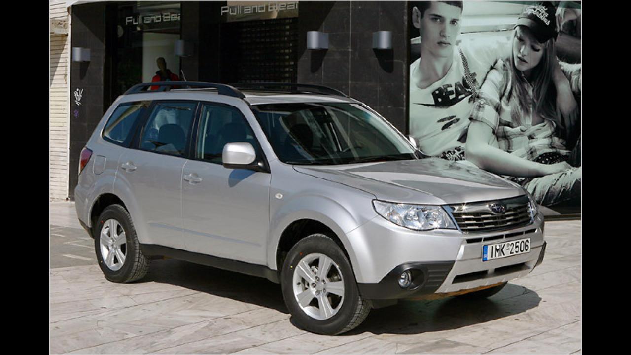 Subaru Forester 2.0X Trend