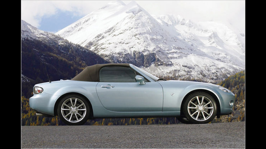 Mazda MX-5 Niseko: Open-Air-Luxus mit Spar-Vorteil