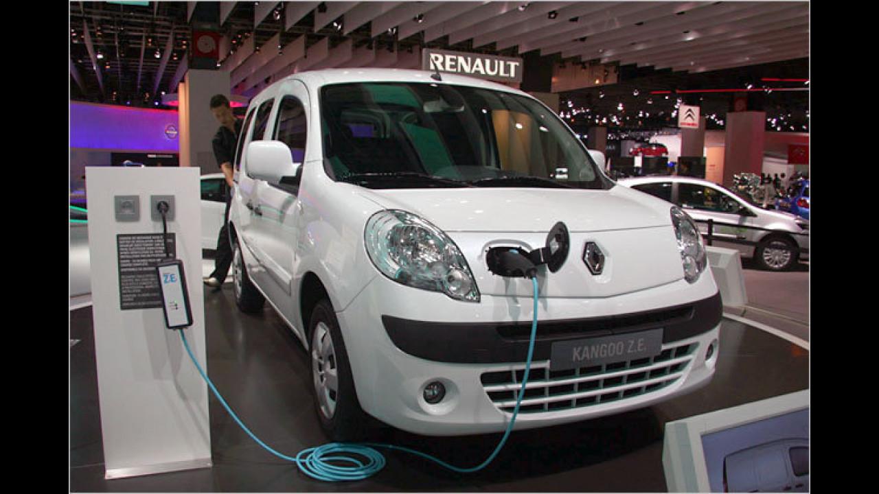 Renault Kangoo Rapid Z.E.