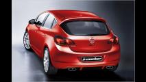 Heißes Opel-Tuning