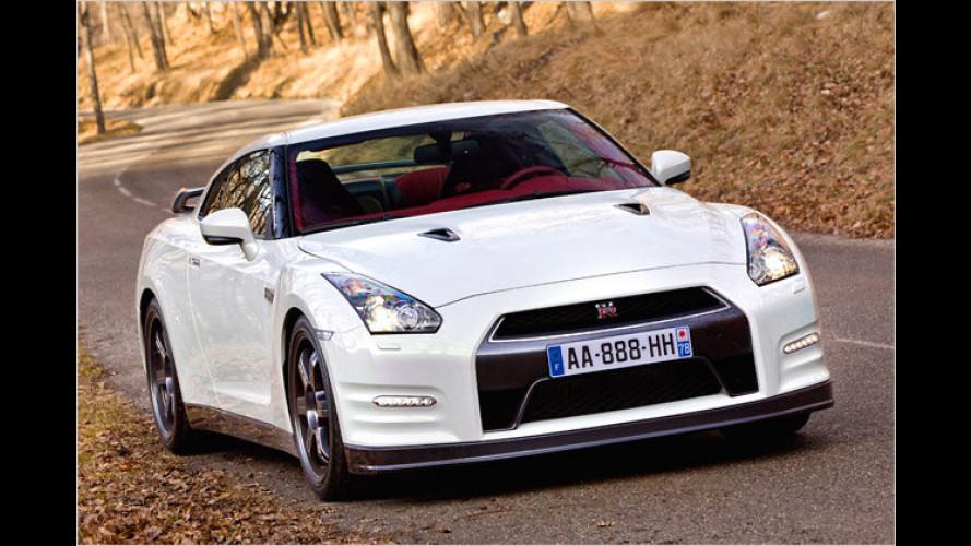 Nissan GT-R Egoist: Der Ich-Faktor