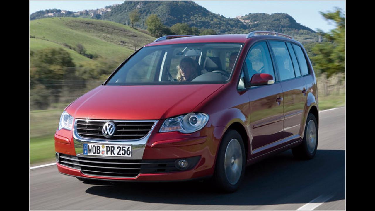 VW Touran 1.4 TSI 103 kW Conceptline 7-Gang-DSG