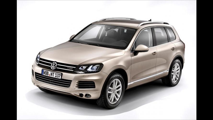Ab 50.700 Euro: Neuer VW Touareg ab sofort bestellbar