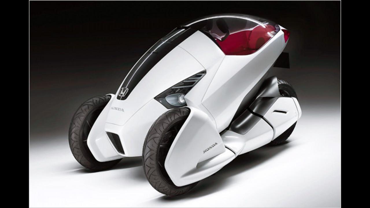 Elektrostudien von Honda