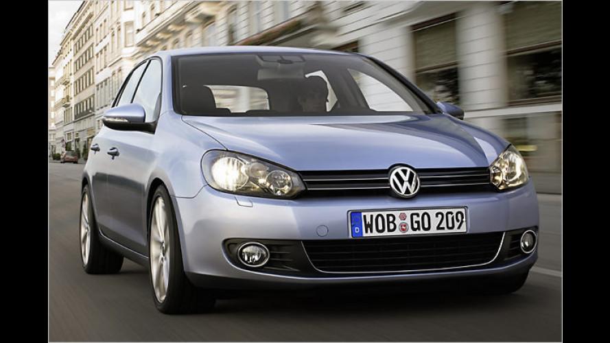 Die Preise für den brandneuen VW Golf sind jetzt fix