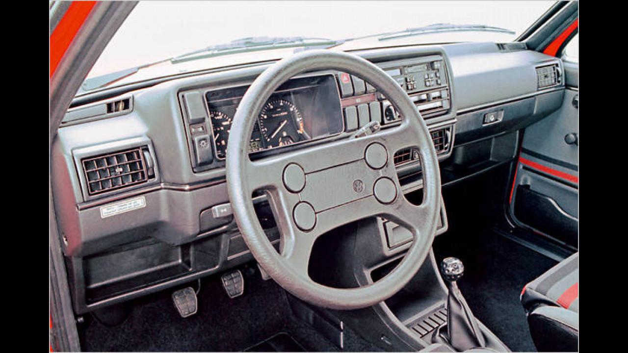 1985: VW Golf II GTI 16V