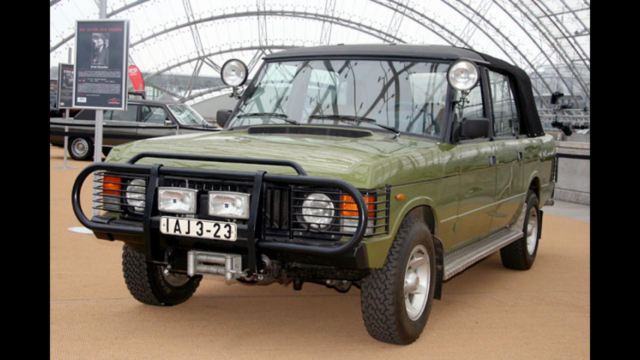 Range Rover ,Jagdwagen