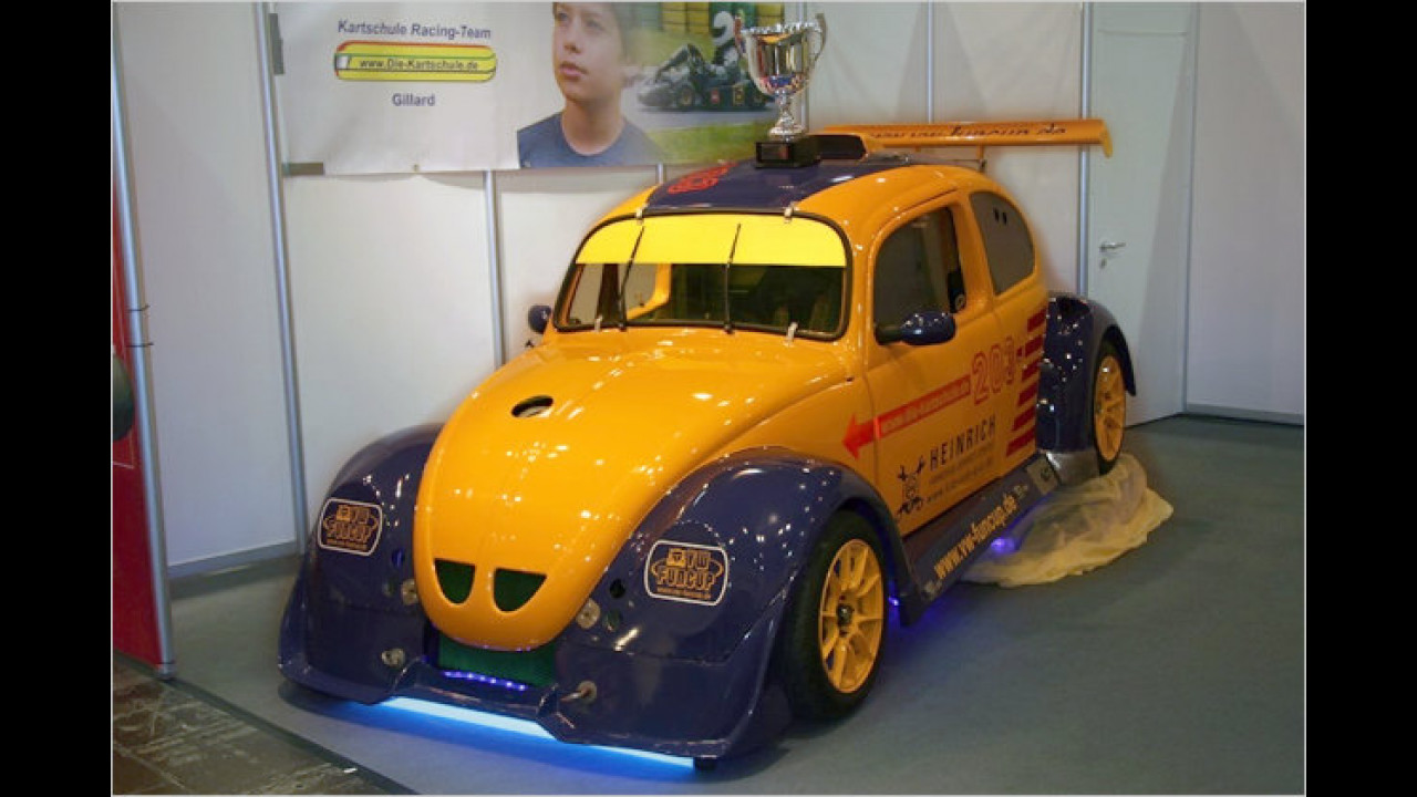 VW Käfer Funcup