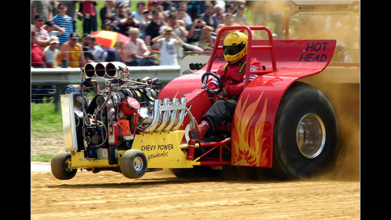 Tractor-Pulling: Hothead