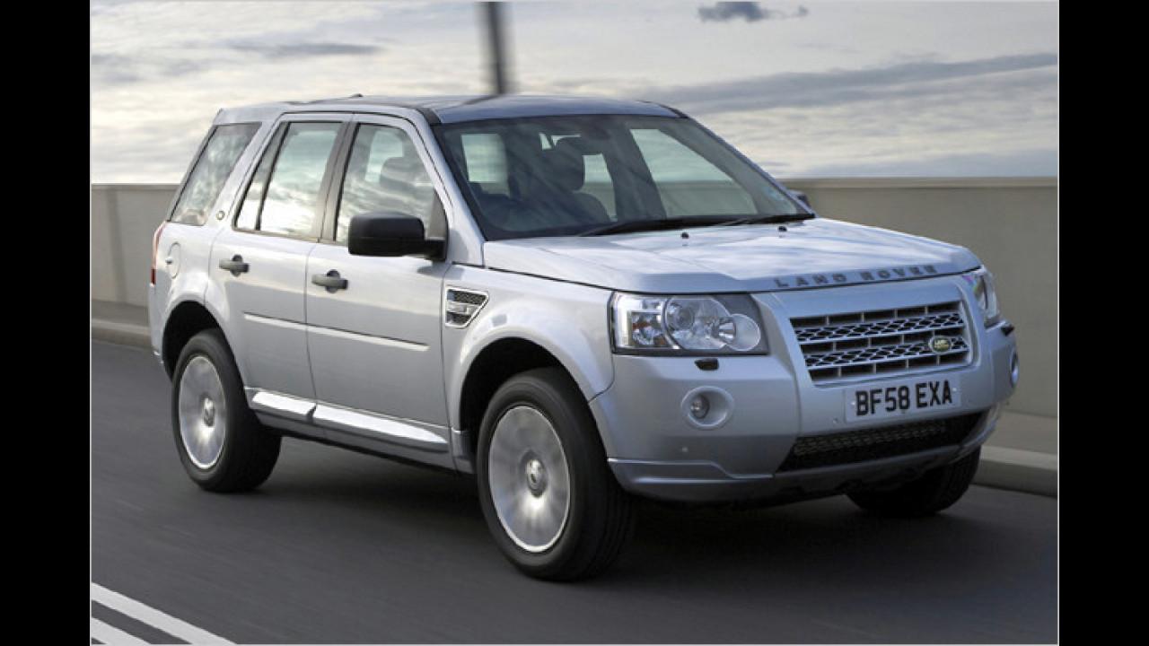 Land Rover Freelander Td4_e E DPF