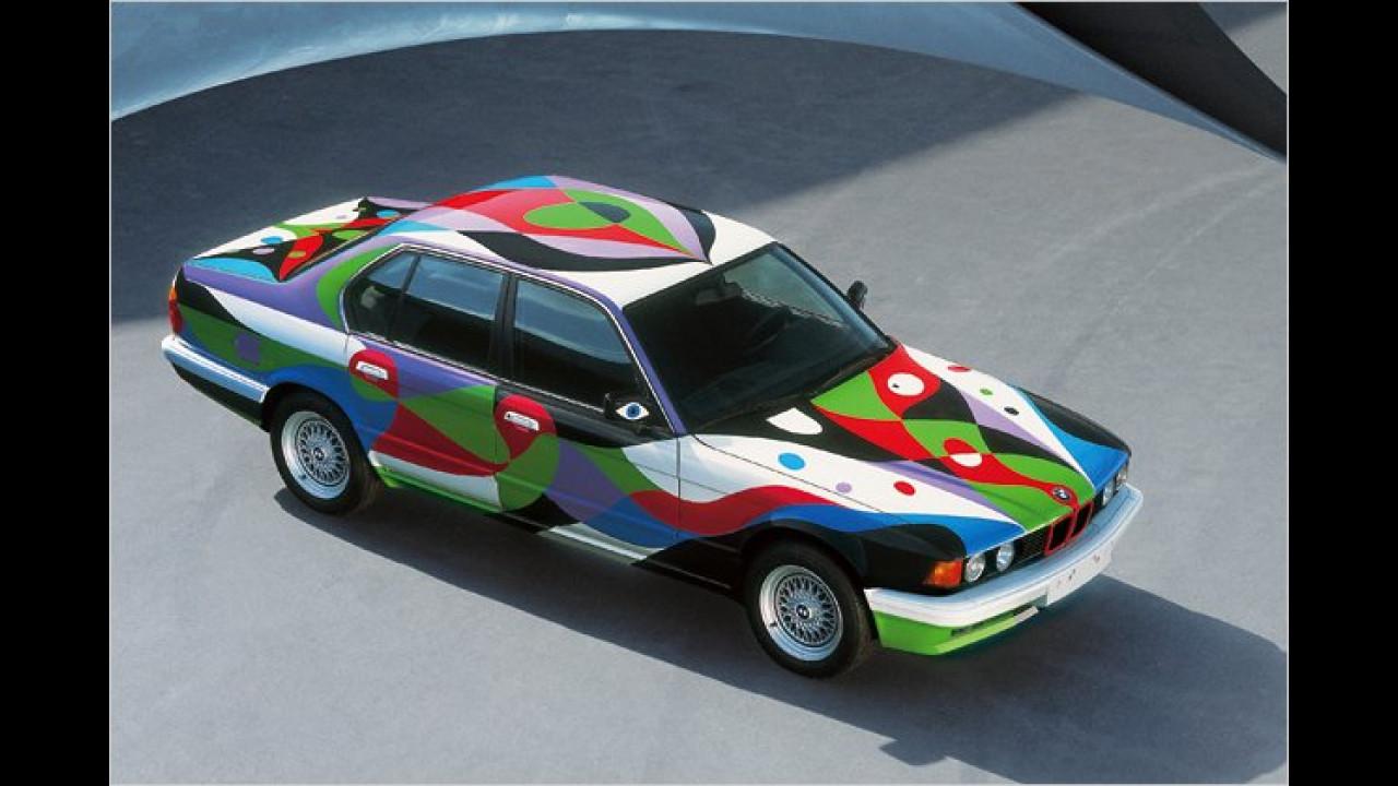 BMW 730i: César Manrique (1990)