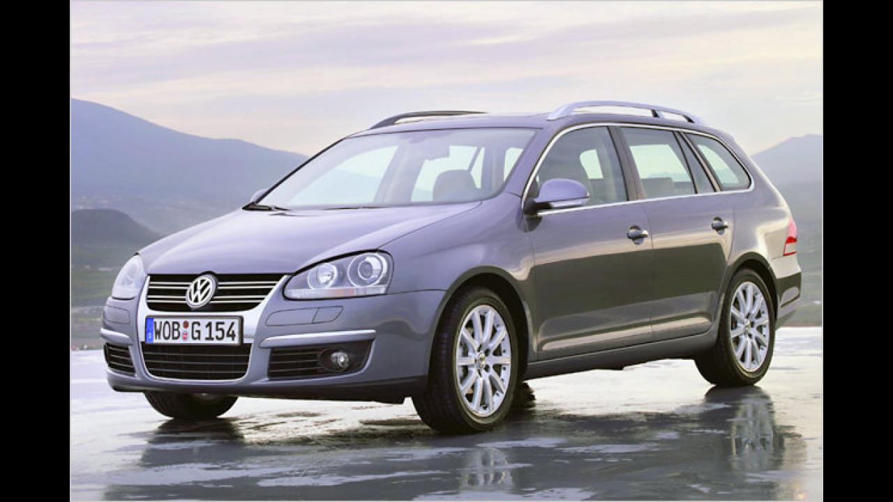 VW Golf Variant 1.4 TSI 90 kW Comfortline 7-Gang-DSG
