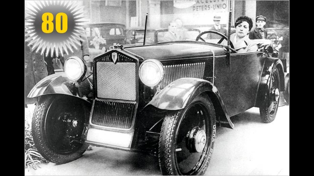 80 Jahre DKW F1