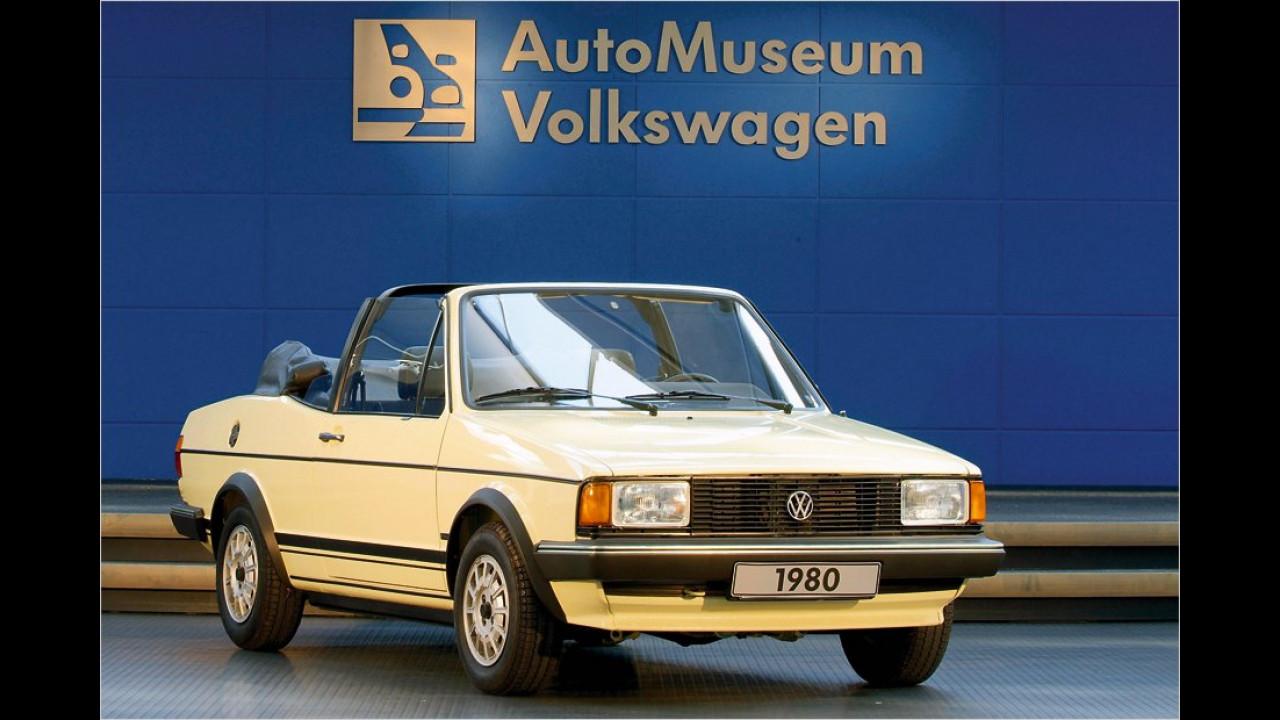 VW Jetta Cabrio (1980)