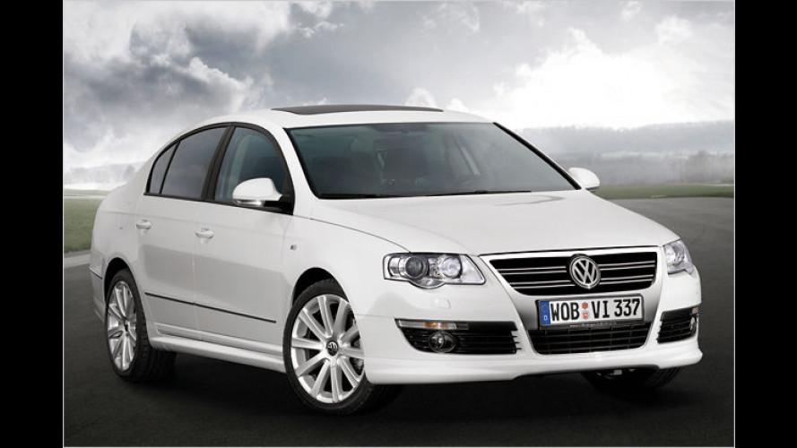 VW Passat: Neuer Einstiegs-Diesel, neue R-Line-Edition