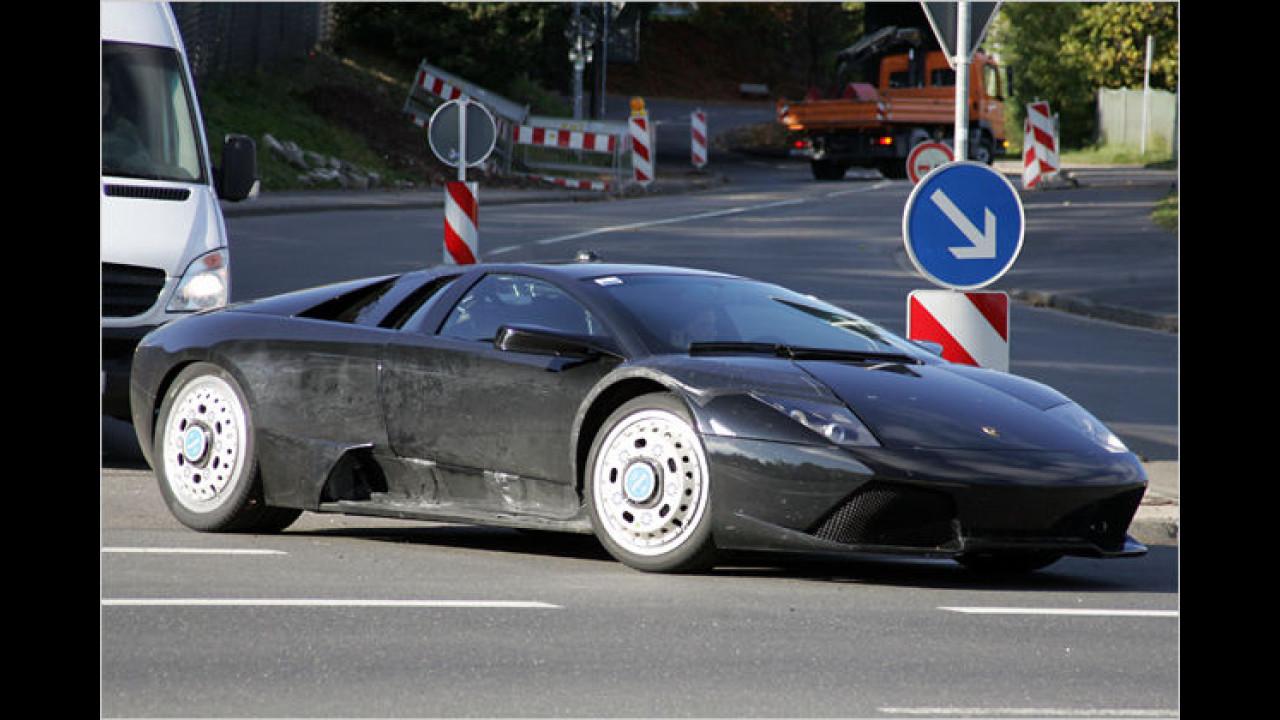 Lamborghini Murciélago Nachfolger