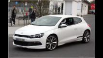 Ertappt: R-Modelle von VW