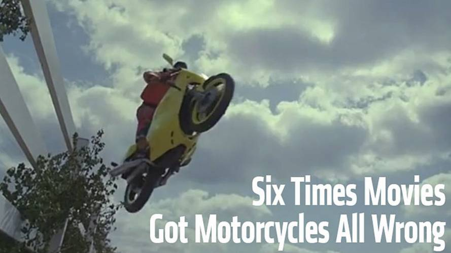 Six Times Movies Got Motorcycles All Wrong