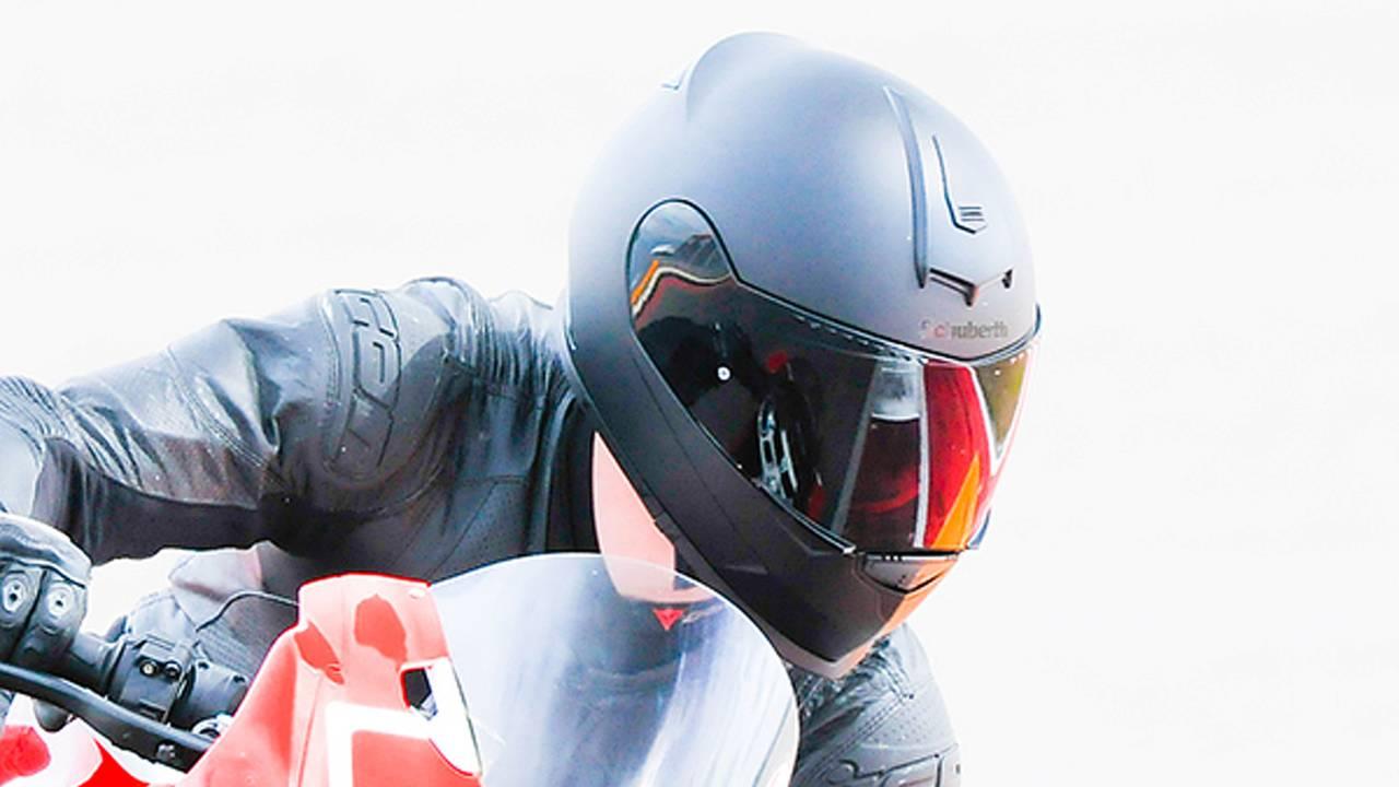 Schuberth S2 Review >> Gear Schuberth S2 Helmet