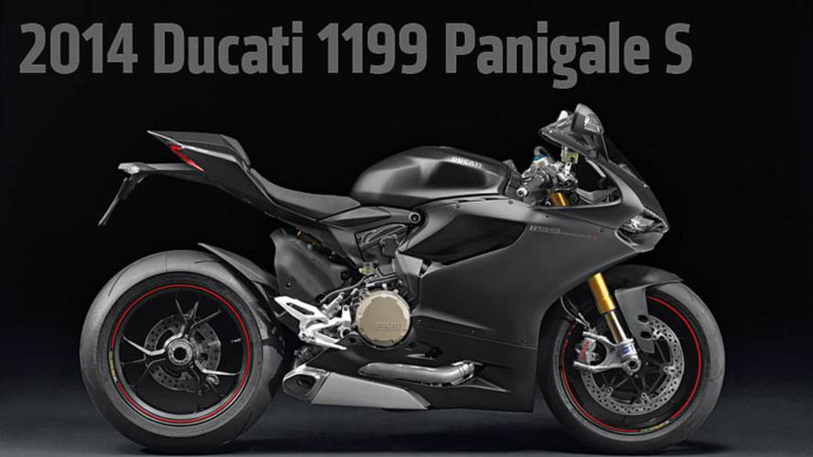 2014 Ducati 1199 Panigale S - Going Stealth in Matte Black