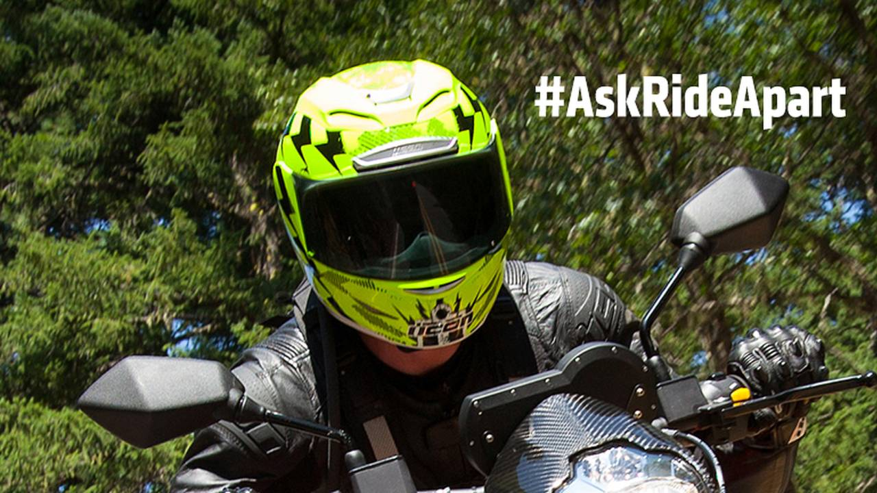 Ask RideApart: How Do You Stay Focused While Riding a Motorcycle?