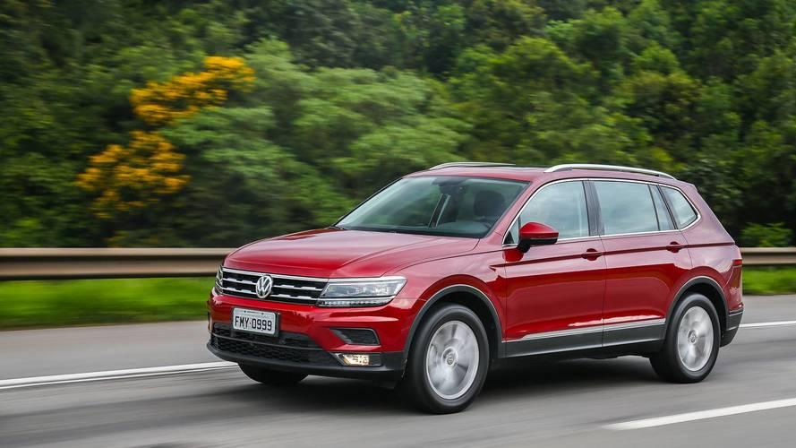 SUVs mais vendidos: Tiguan nunca vendeu tanto quanto em 2019