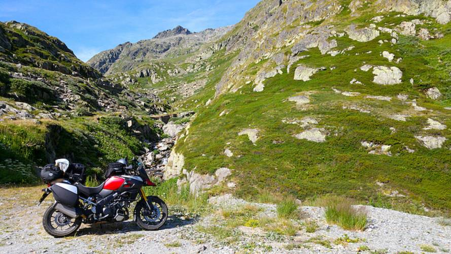 Road Trip: Europe On a Suzuki V-Strom 1000 Part 3