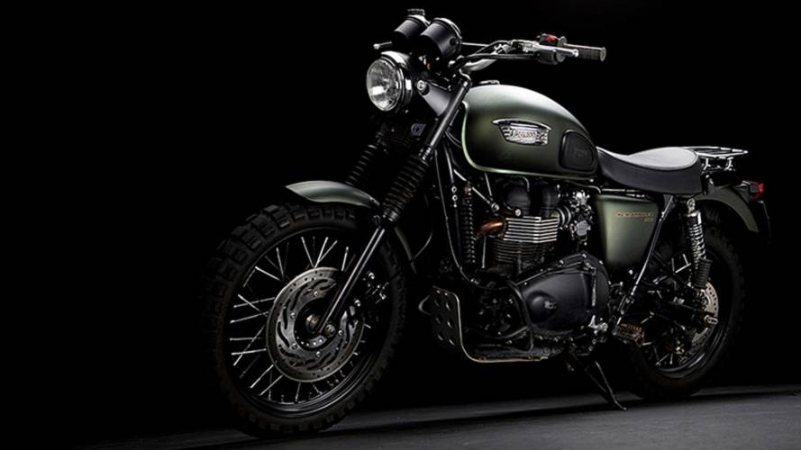 The Jurassic World Triumph Scrambler; The Clone, The Mistakes, and Pratt's New Bike