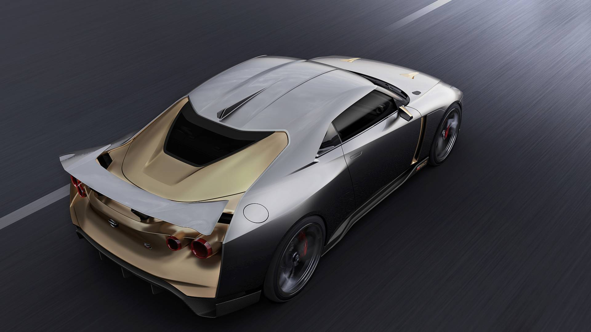 Nissan Gt R50 By Italdesign Production Considered At 105m A Pop