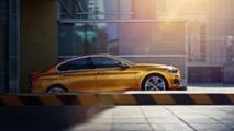 2018 BMW 1 Series Sedan Mexican market