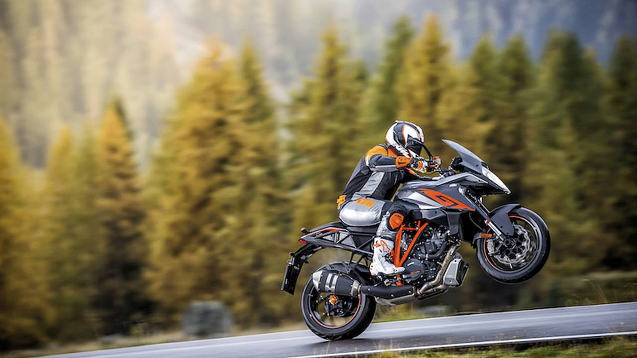 Sport Tourer Expensive Option: KTM 1290 Super Duke GT