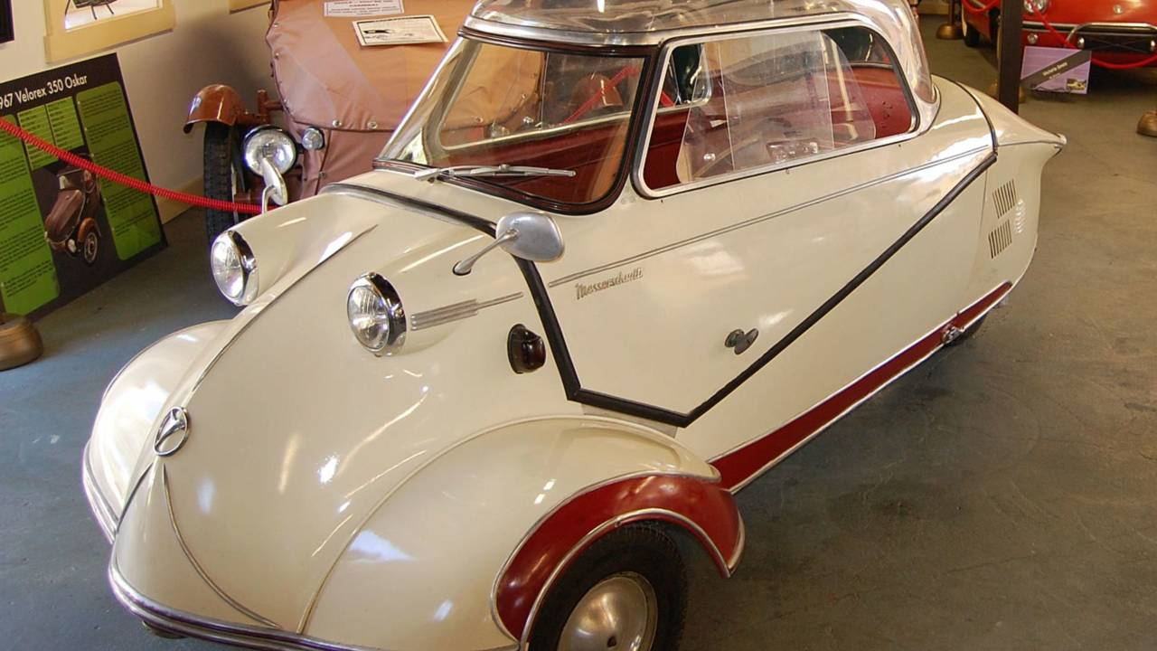 Experience Microcar History In Mazomanie, WI