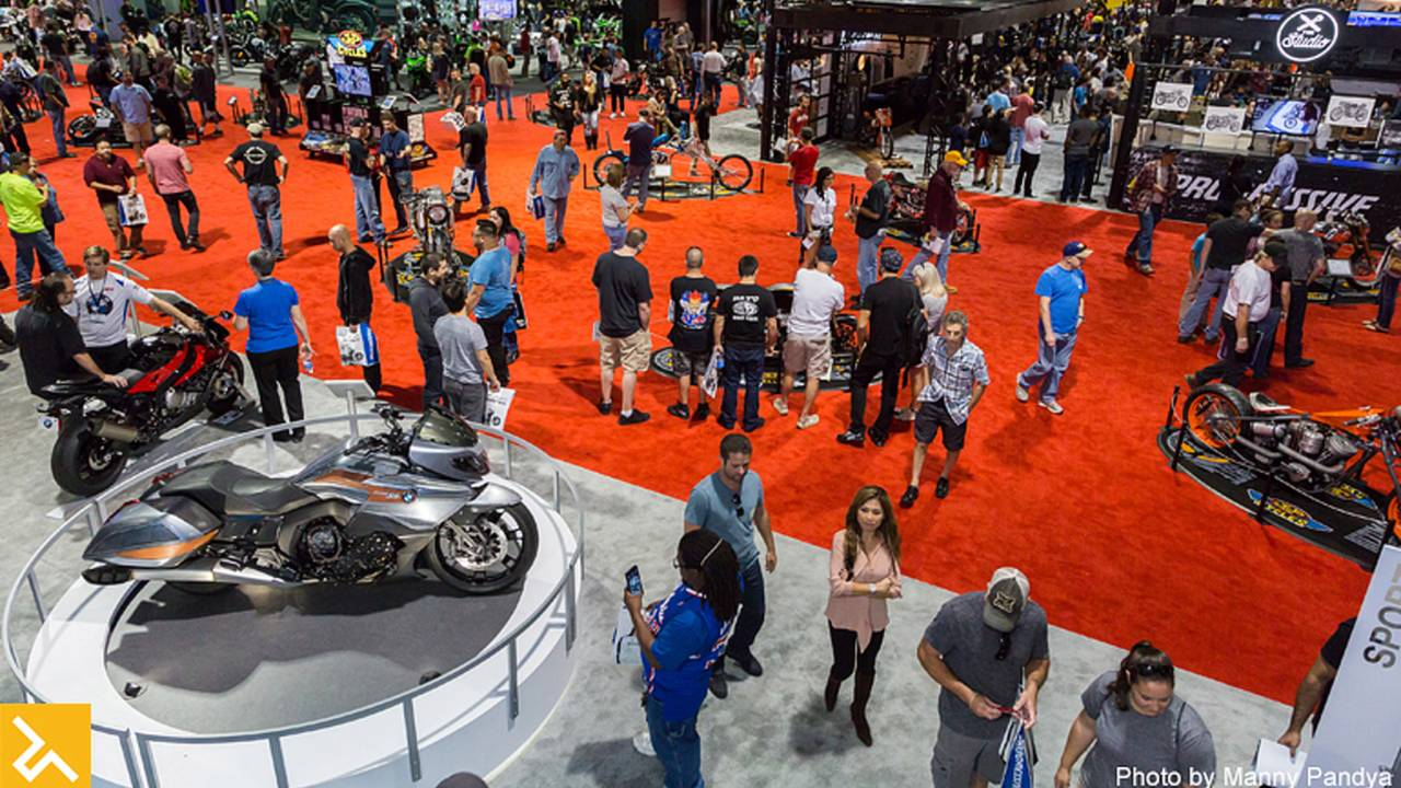 Come Check Out IMS Long Beach –It's Like EICMA Lite