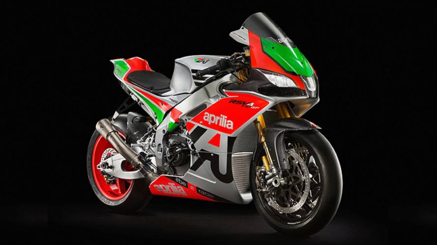 Aprilia Offers Race Ready RSV4 FW-GP Packages to Mere Mortals
