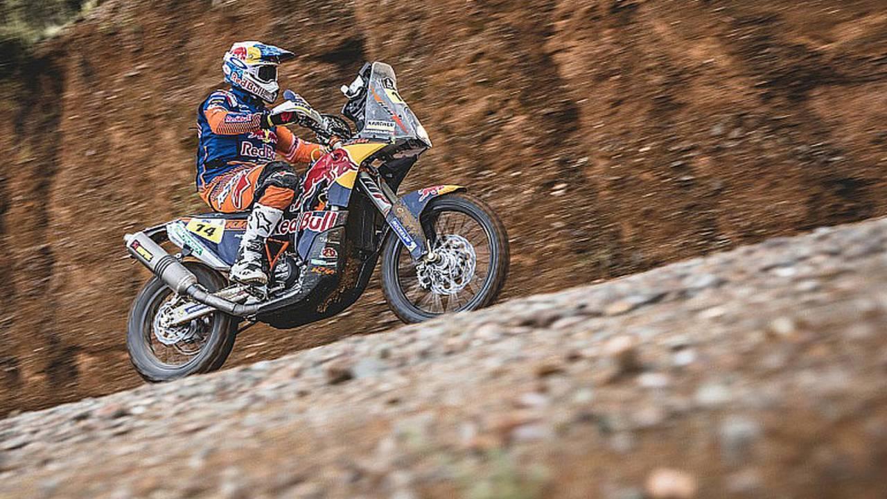 2017 Dakar Weekend Results