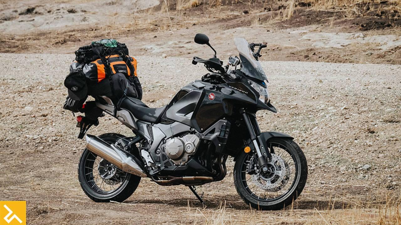 Ride Review: 2016 Honda VFR1200X