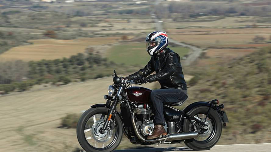 Triumph Marks Another Record Year