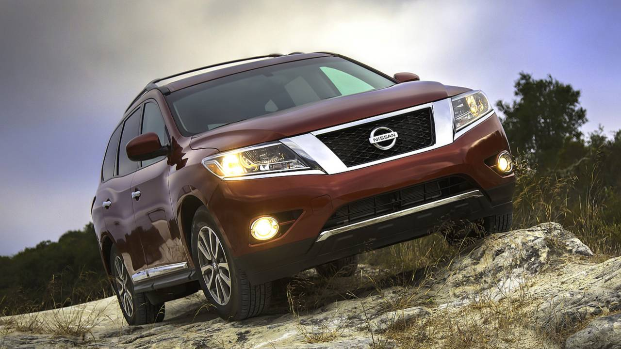 Nissan Pathfinder (4th Gen)