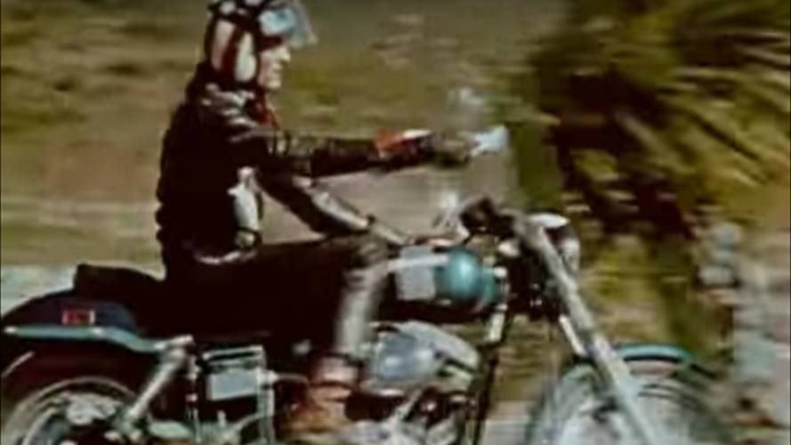 Film Vault: Not So Easy Rider