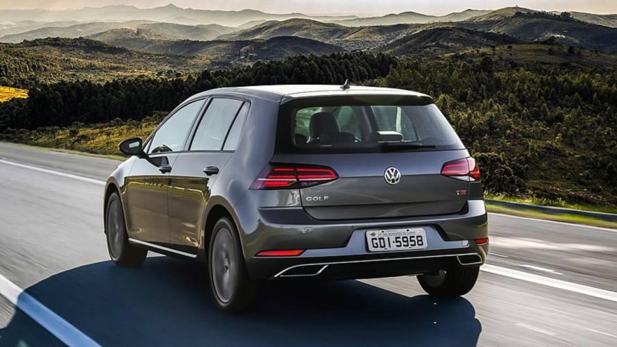 VW Golf tem descontos de até R$ 15 mil na Black Friday